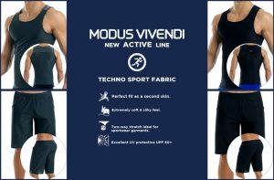 Die New Active Line von Modus Vivendi