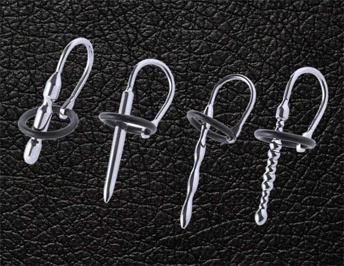 4 neue Penis Plugs von Push Production
