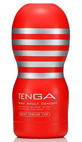 TENGA Deep Throat Cup Standard