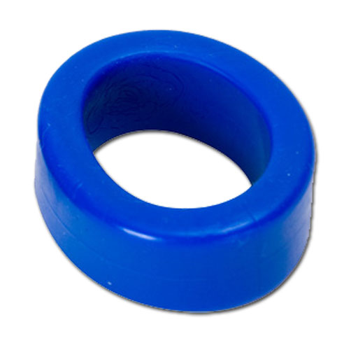 Produktbild Titanmen Cockring Stretch-To-Fit (blue) von Doc Johnson
