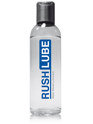 Rush Lube Water Based Lubricant (100ml) Produktbild